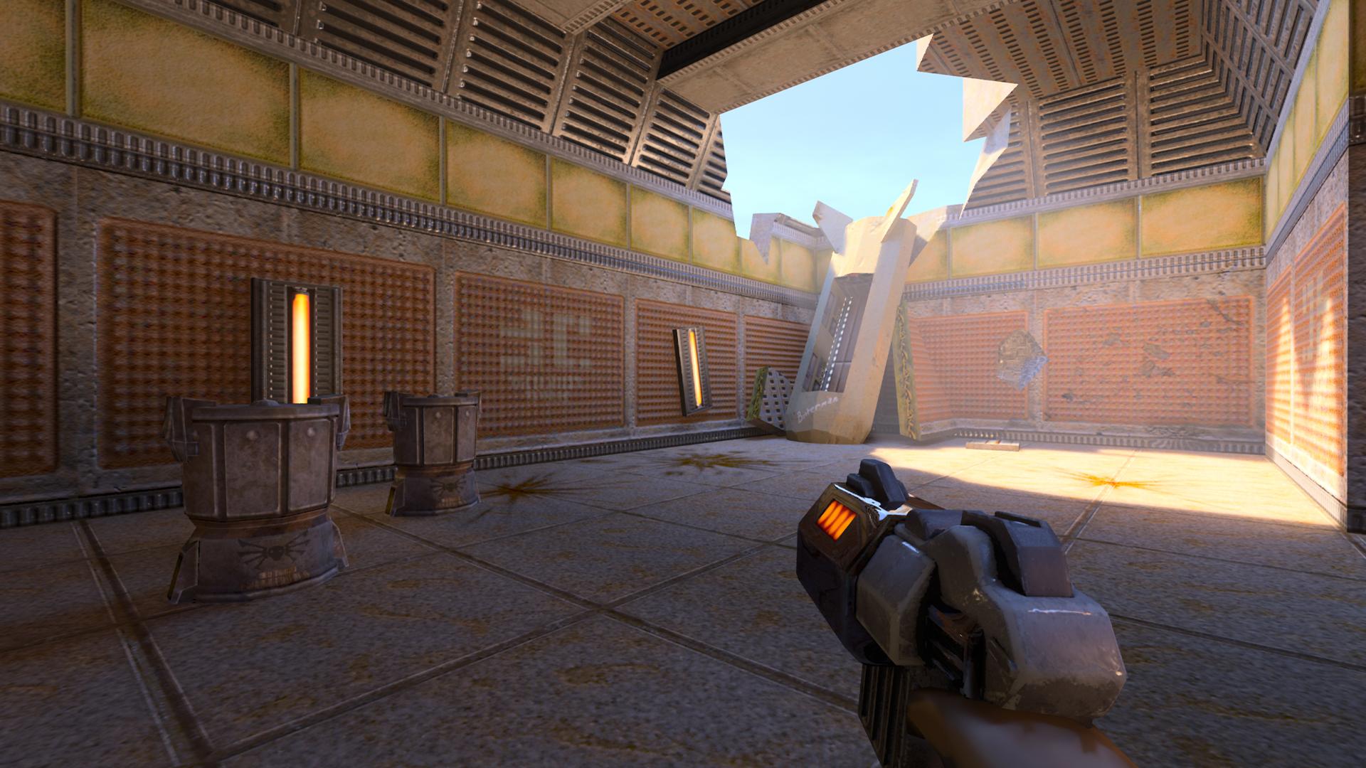 Nvidia U2019s Quake 2 Rtx Remaster Offers Ray
