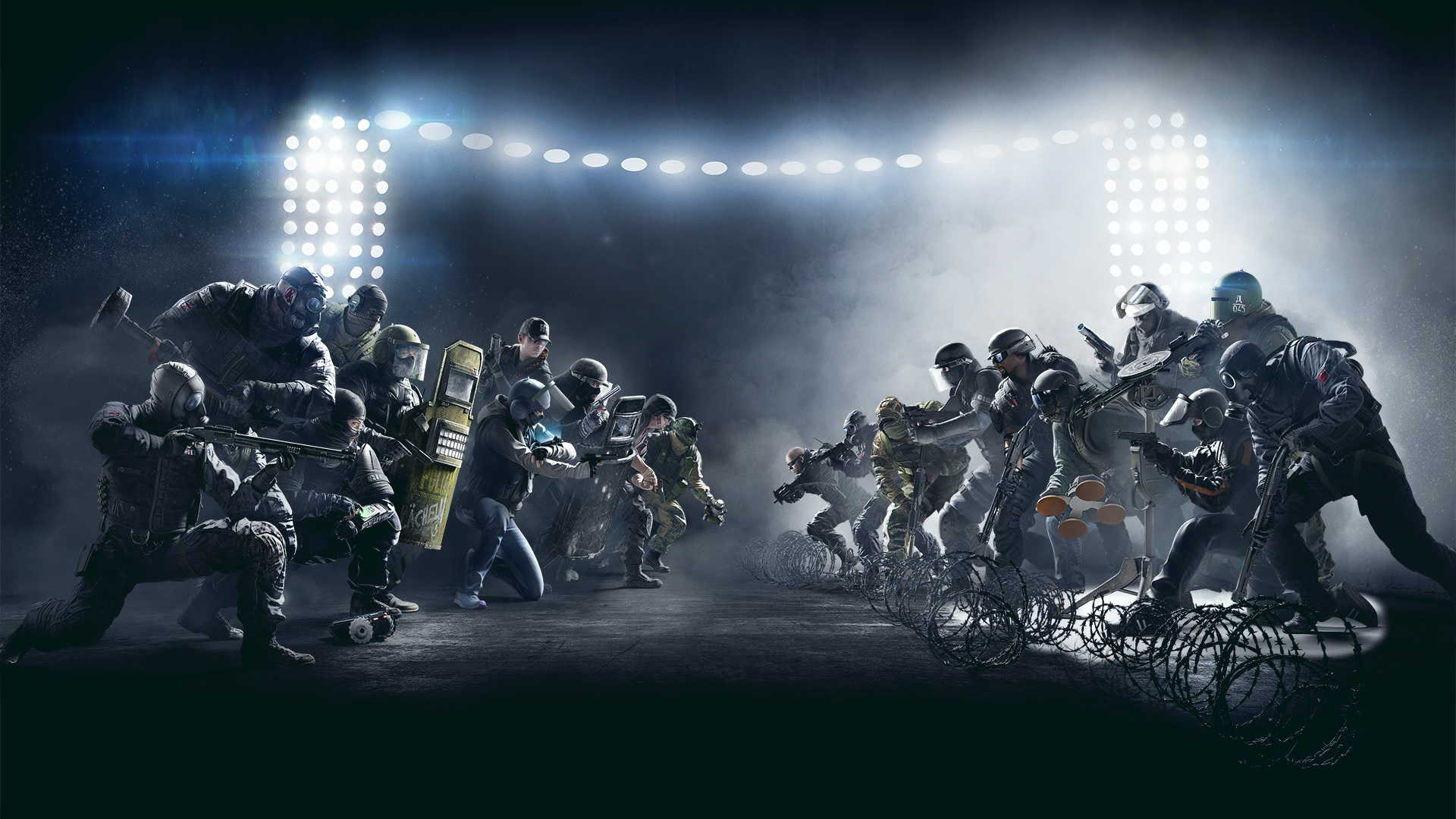 Two game modes have been cut from Rainbow Six Siege's ranked queues