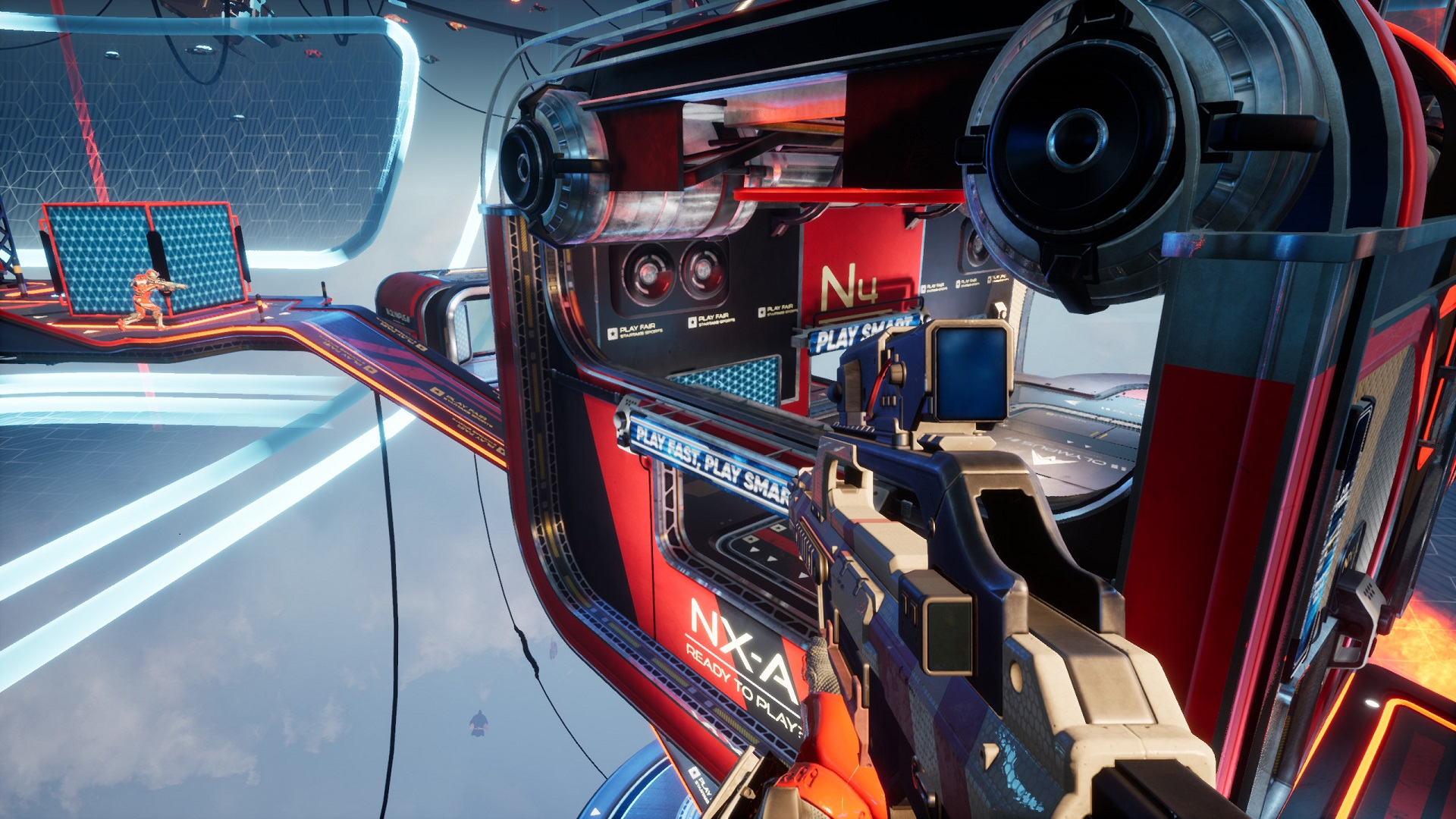 Five essential tips to help you master Splitgate: Arena