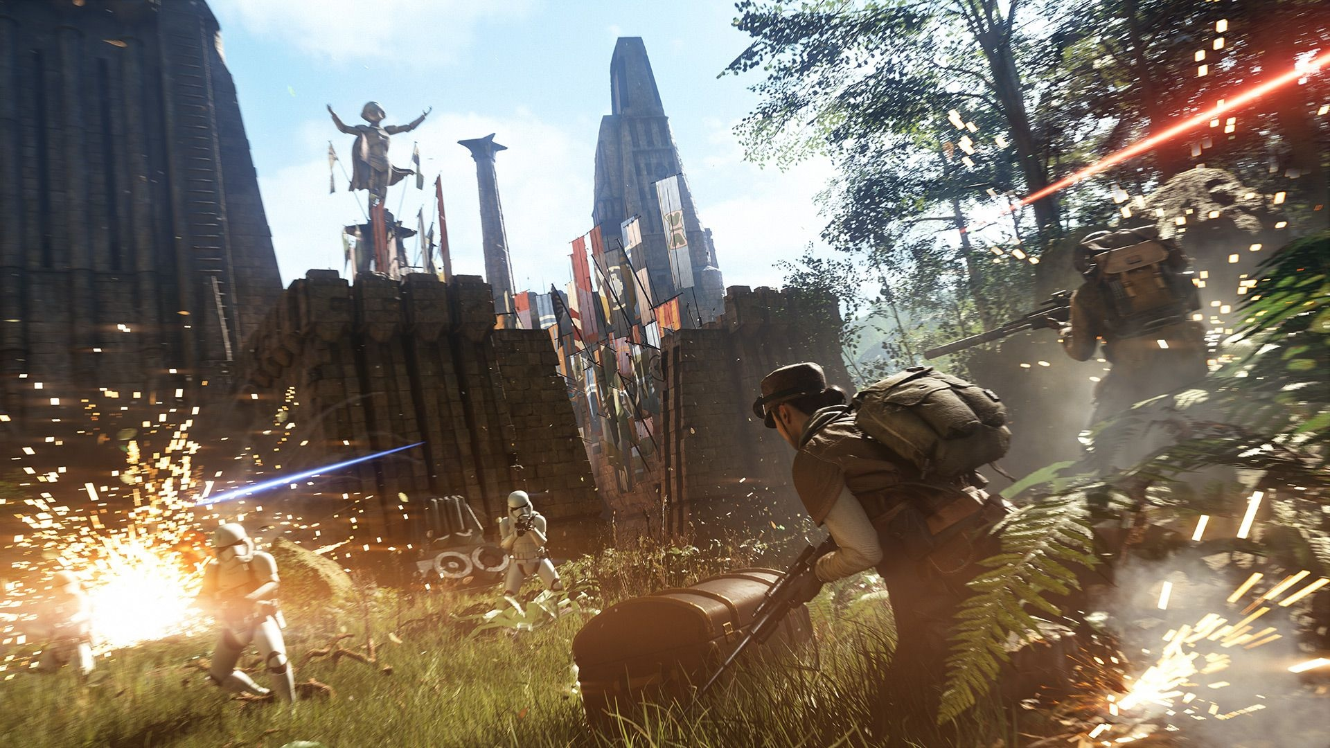 Why it's time to give Star Wars Battlefront 2 another chance | PCGamesN