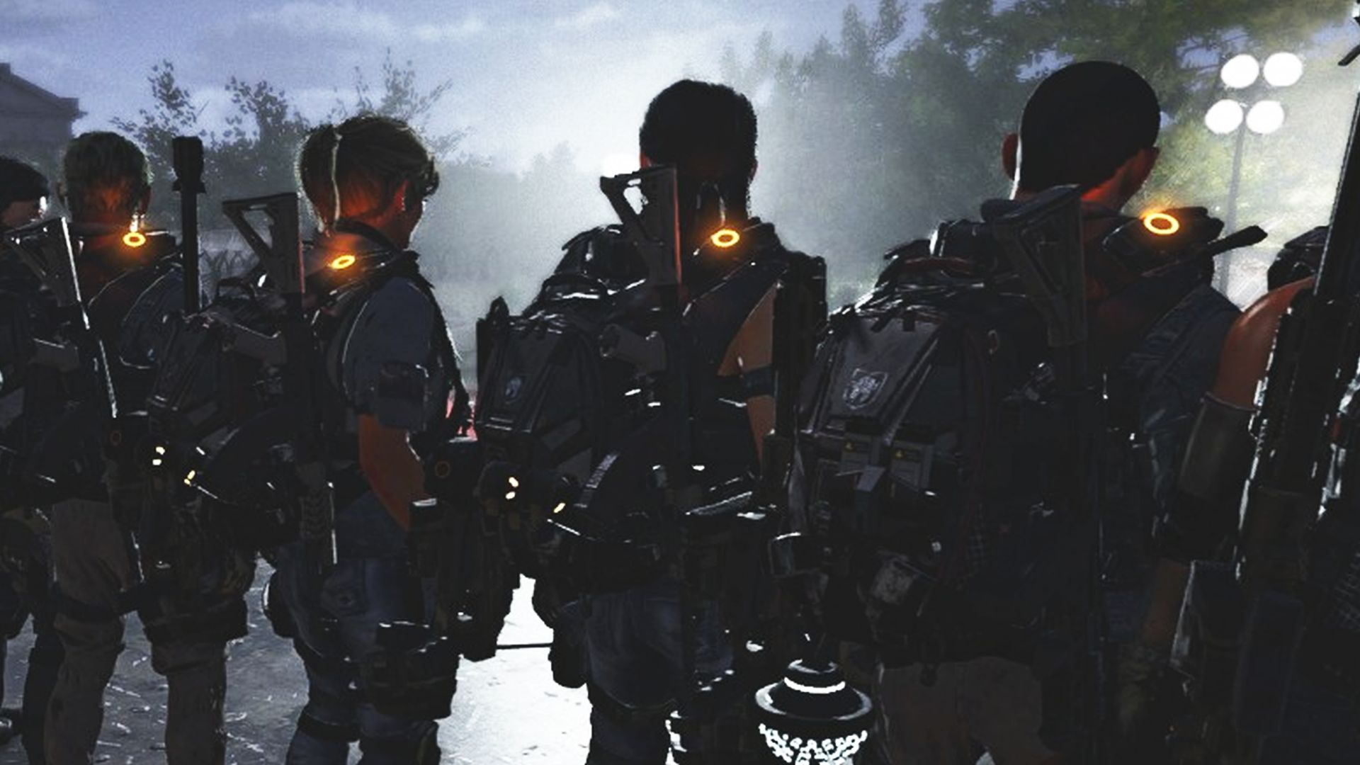 An in-game countdown reveals exactly when The Division 2's