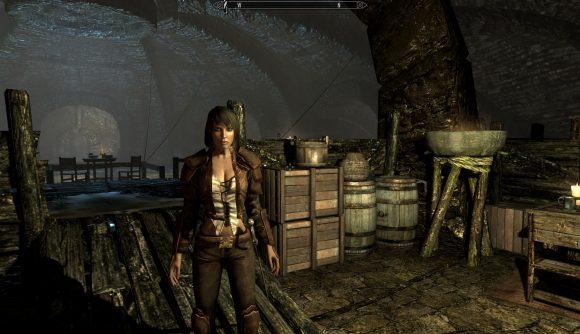 This mod makes Skyrim's Thieves Guild even more fun | PCGamesN