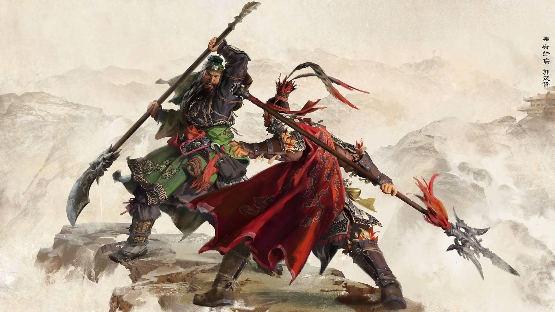 Examen de Total War: Three Kingdoms - l'amour est un champ de bataille  Examen de Total War: Three Kingdoms – l'amour est un champ de bataille total war three kingdoms