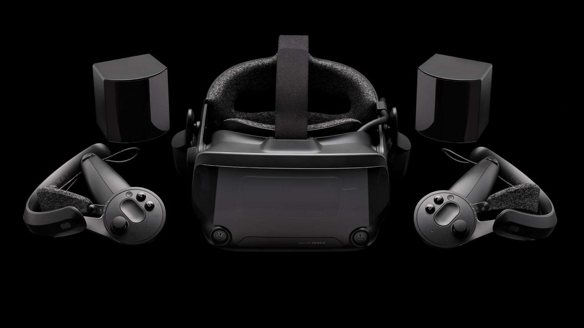 Valve Index review – the best VR set around and as close to next-gen as you can get