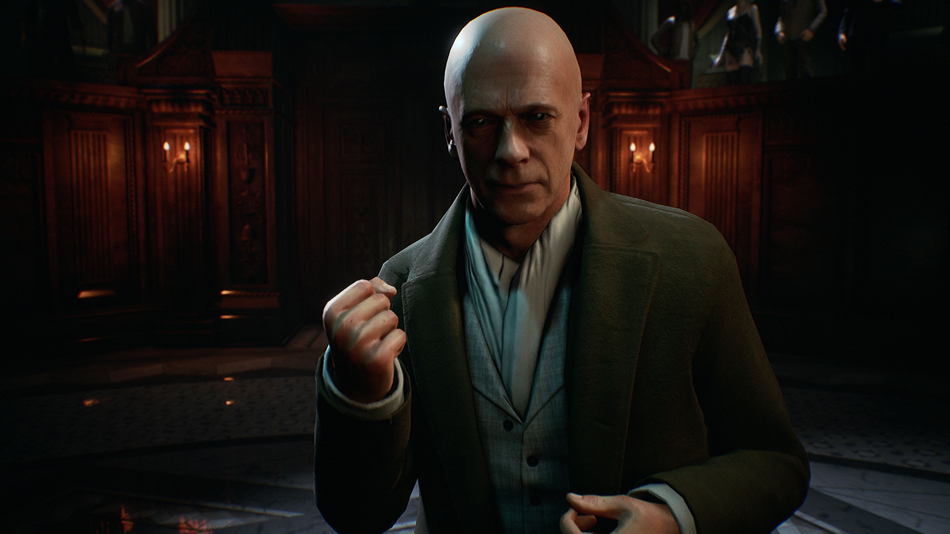 """Vampire: The Masquerade - Bloodlines 2 """"will return to the Epic store soon""""   PCGamesN"""
