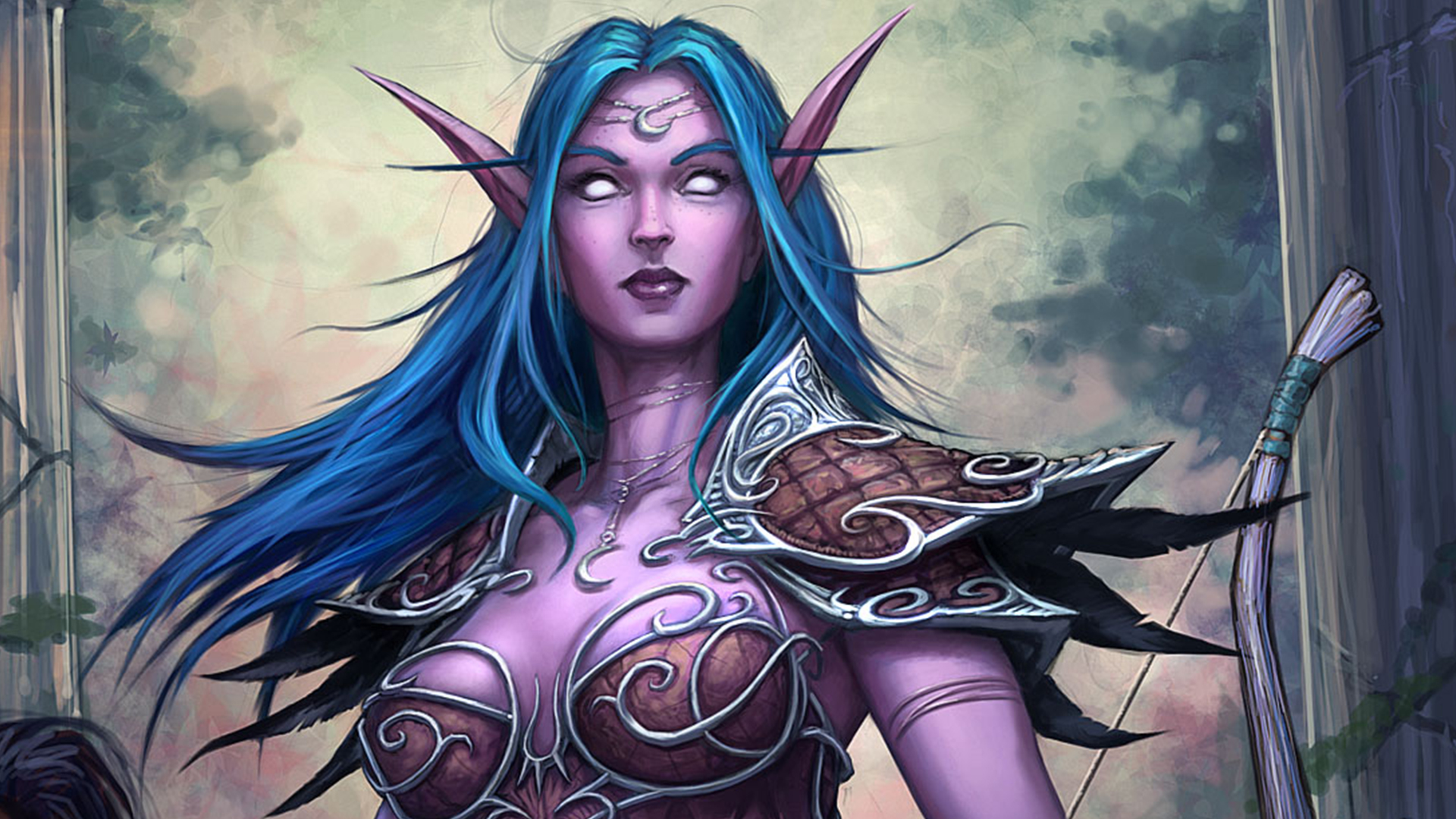 "It was a ""really hard sell"" at Blizzard to get Night Elves into Warcraft"