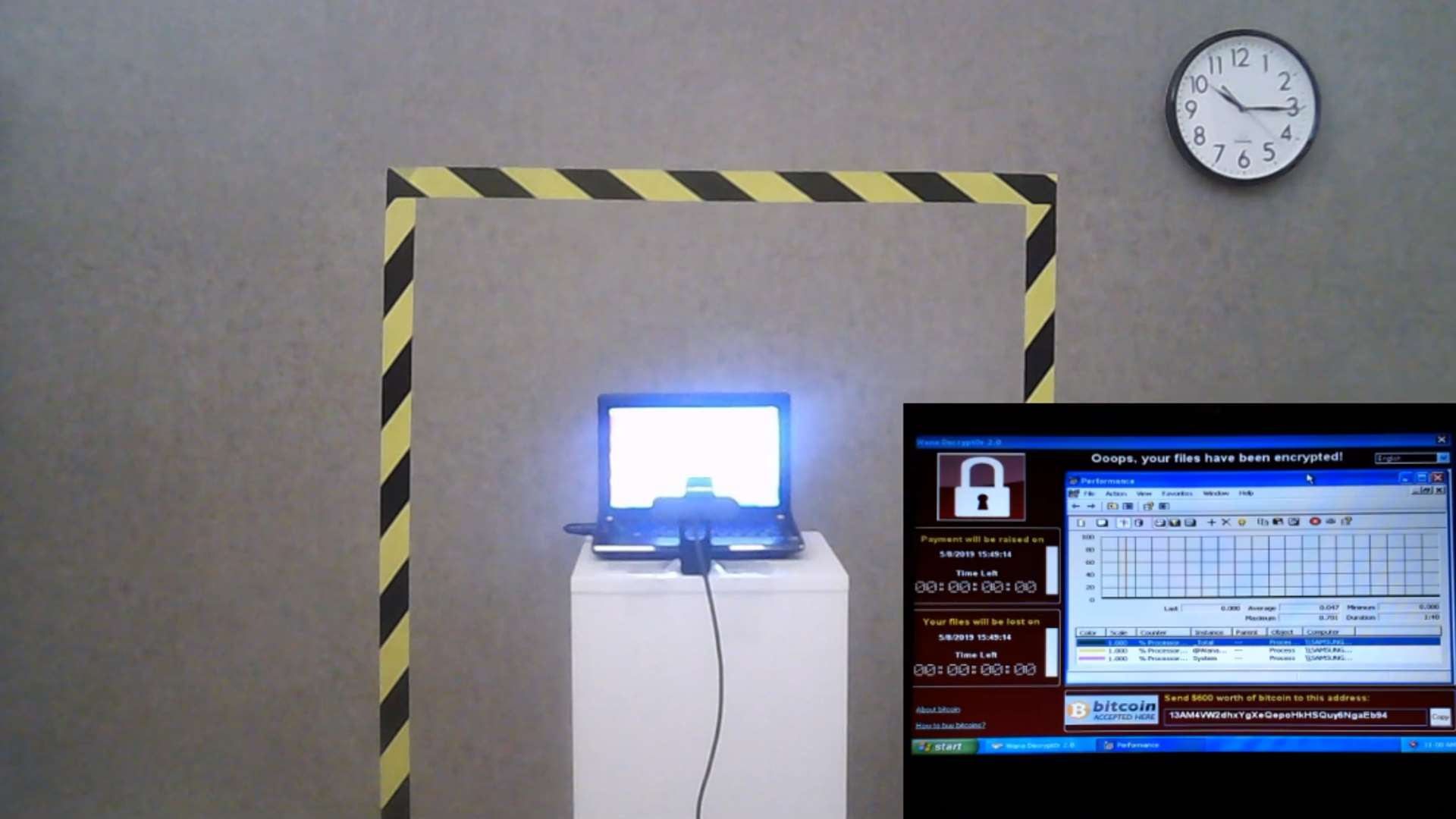 The world's most dangerous PC was bought for $1,345,000 | PCGamesN