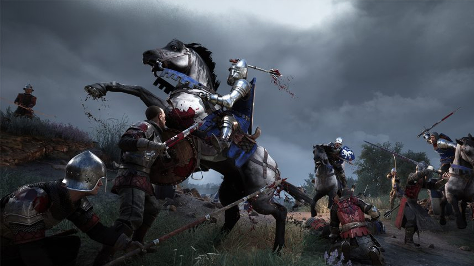 Chivalry 2 Release Date All The Latest Details Pcgamesn
