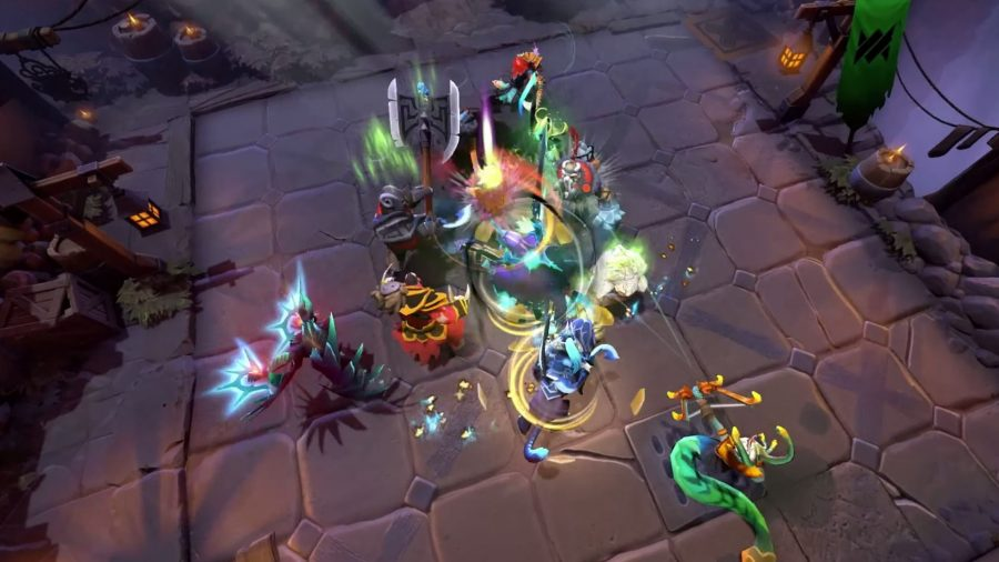 Dota Underlords items: tier list of the best items at each