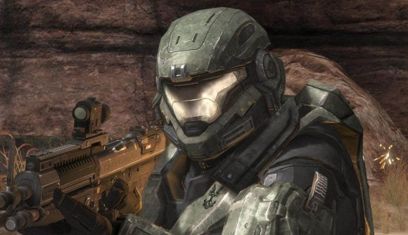 Minutes of Halo: Reach 4K PC gameplay released