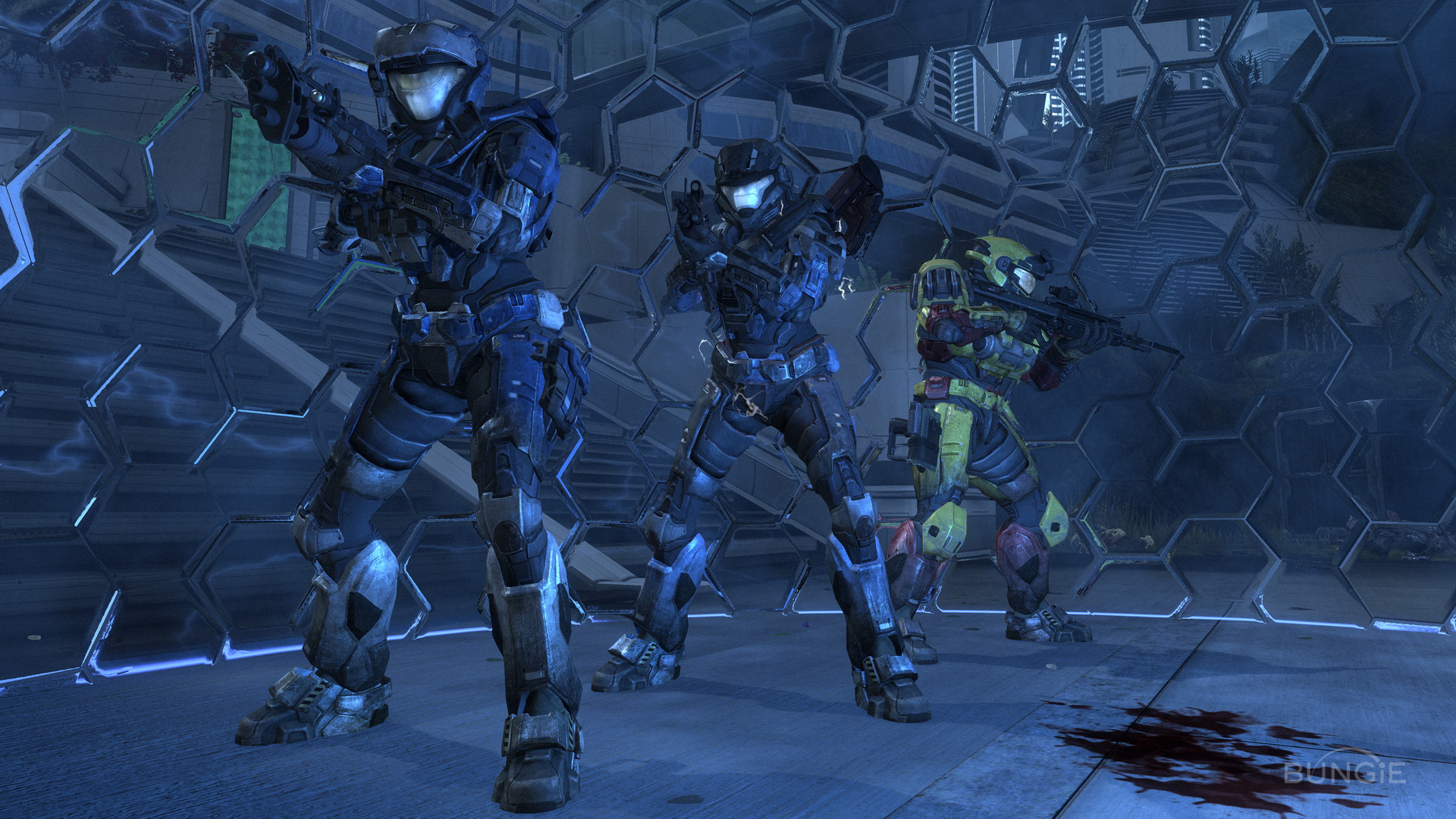 The Last Halo The Master Chief Collection Flight Got