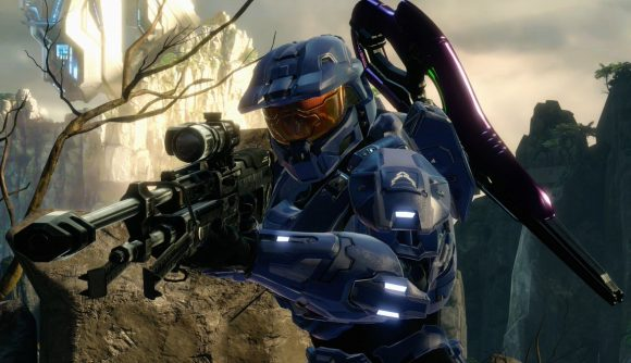 Halo Reach Pc Public Testing Has Begun But You Probably