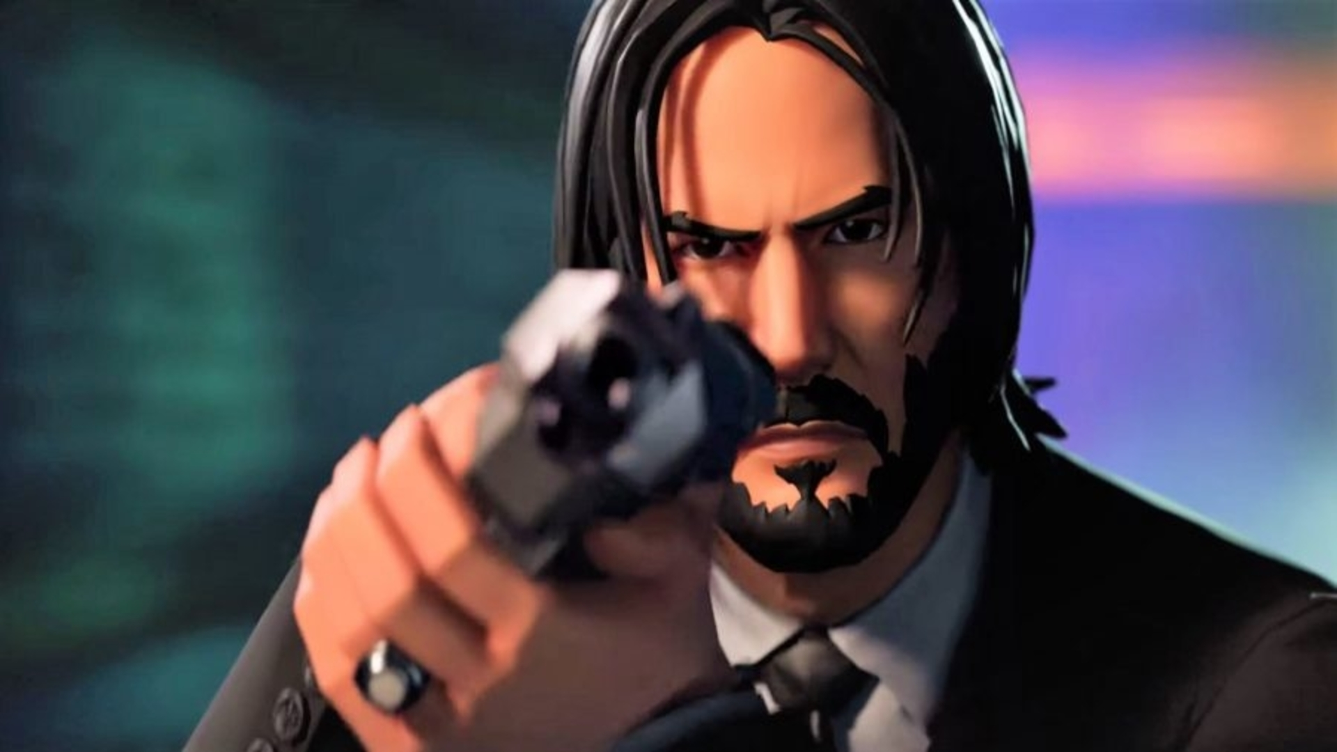 Kids Have Started Calling Keanu Reeves The Fortnite Guy Pcgamesn