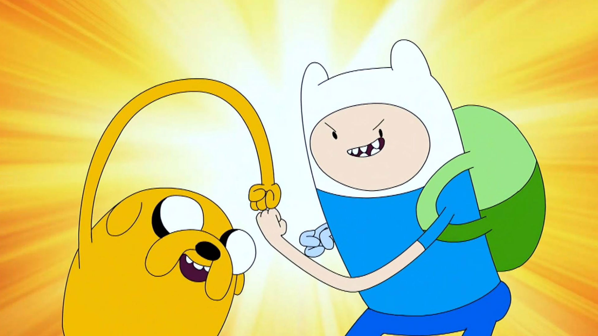 An Adventure Time crossover is heading to Brawlhalla | PCGamesN