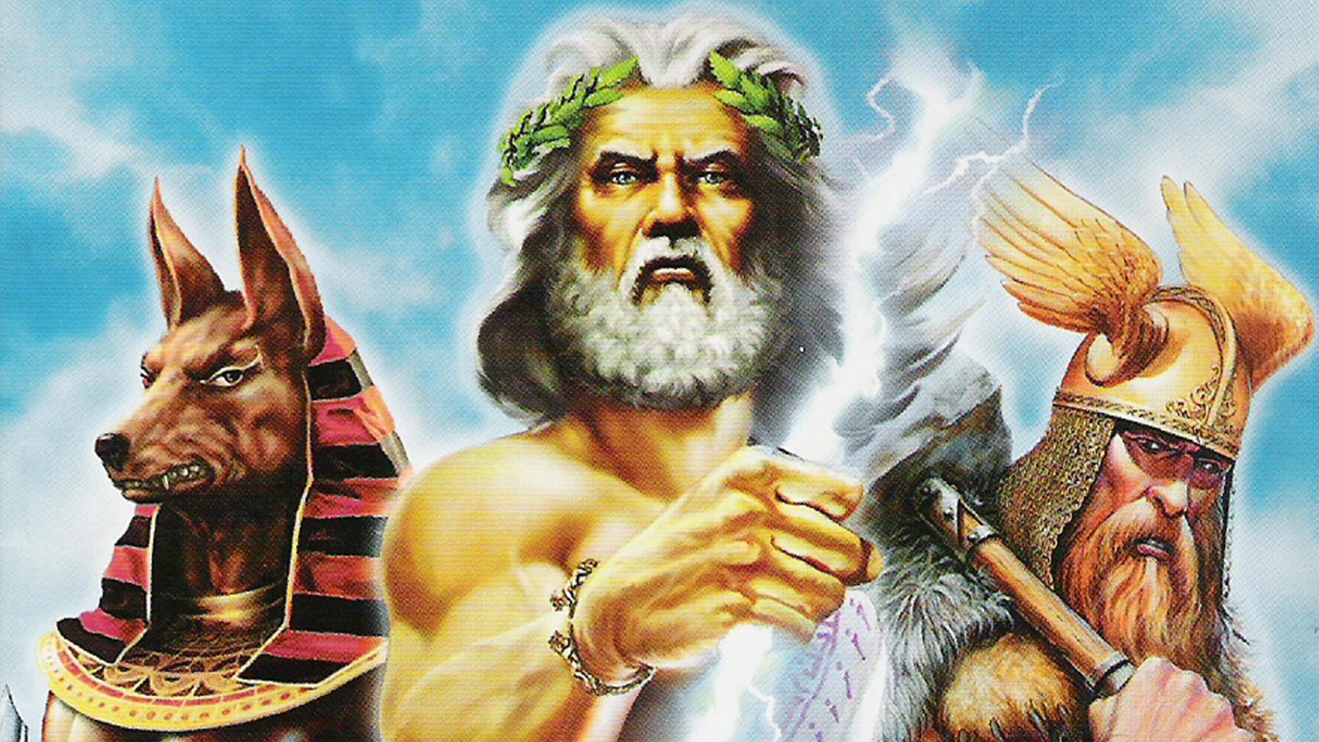 Age Of Mythology Völker