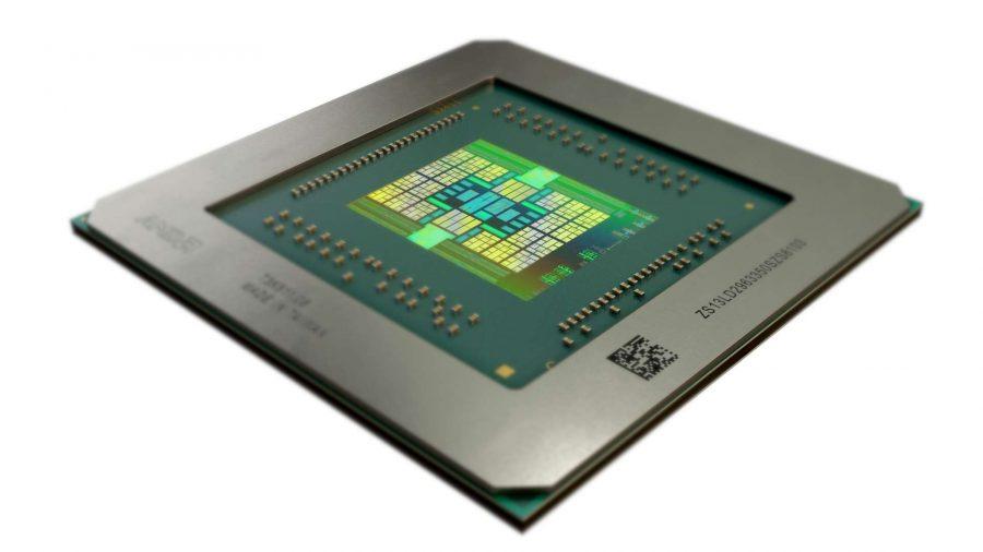 AMD Navi RDNA GPU