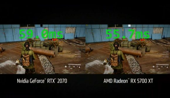 AMD's Navi-based Radeon Anti-Lag feature cuts input latency by up to