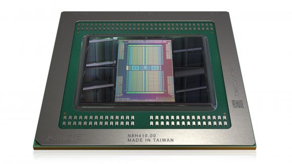 AMD Radeon Pro Vega II GPU