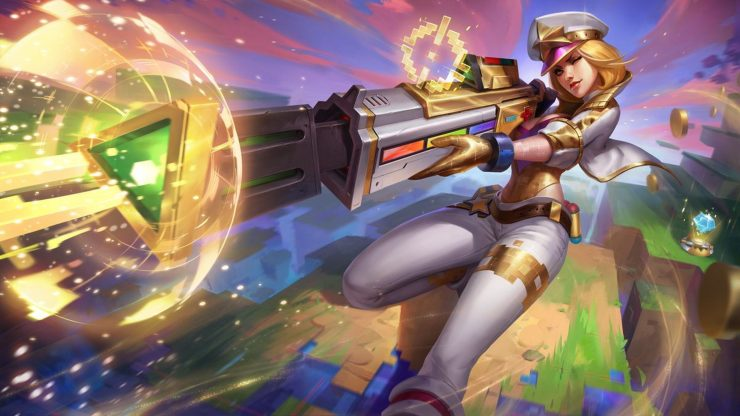 , League of Legends patch 9.13 – Qiyana and Teamfight Tactics, AllYourGames.com, AllYourGames.com