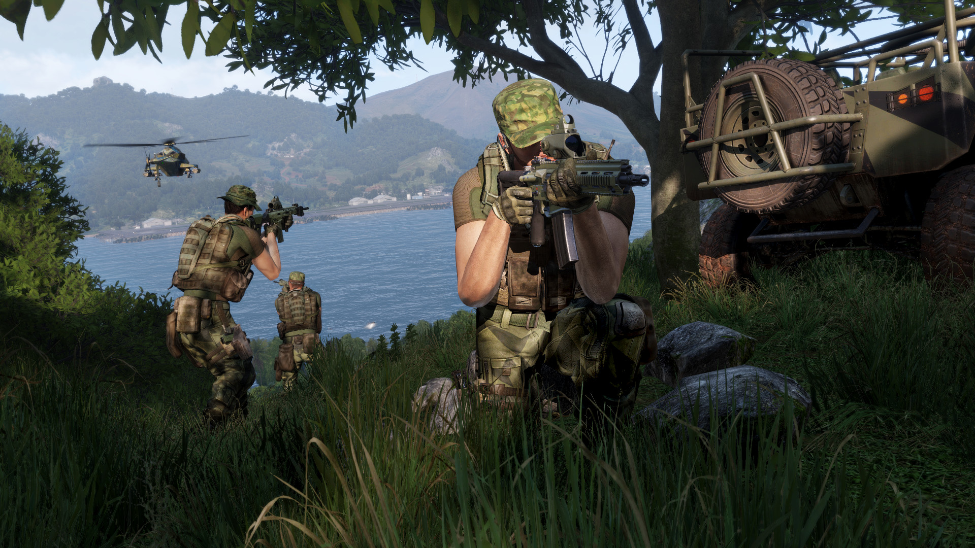 Arma 3 has a new Ultimate Edition that's on sale now   PCGamesN