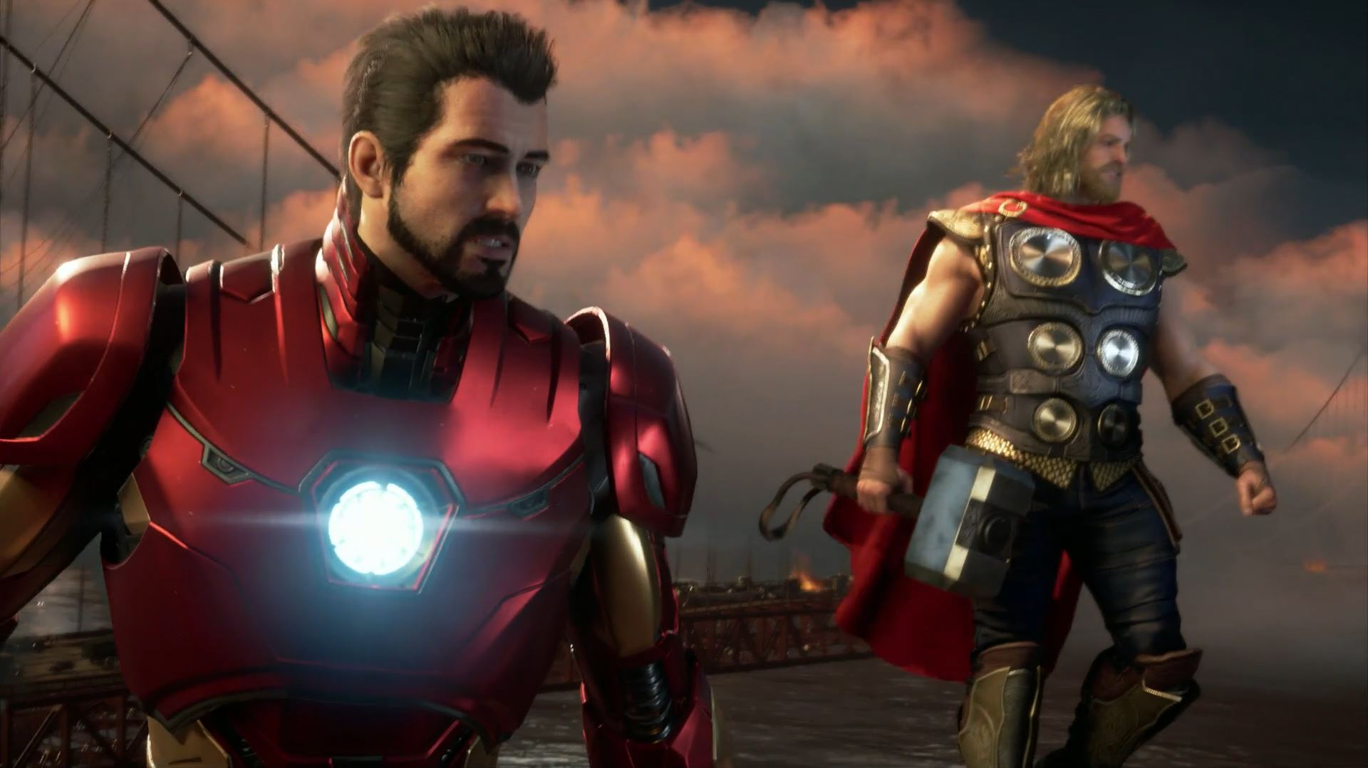 "Avengers will have no ""random loot boxes"" or ""pay-to-win"