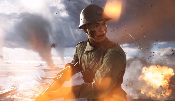 Battlefield Five Concept Art