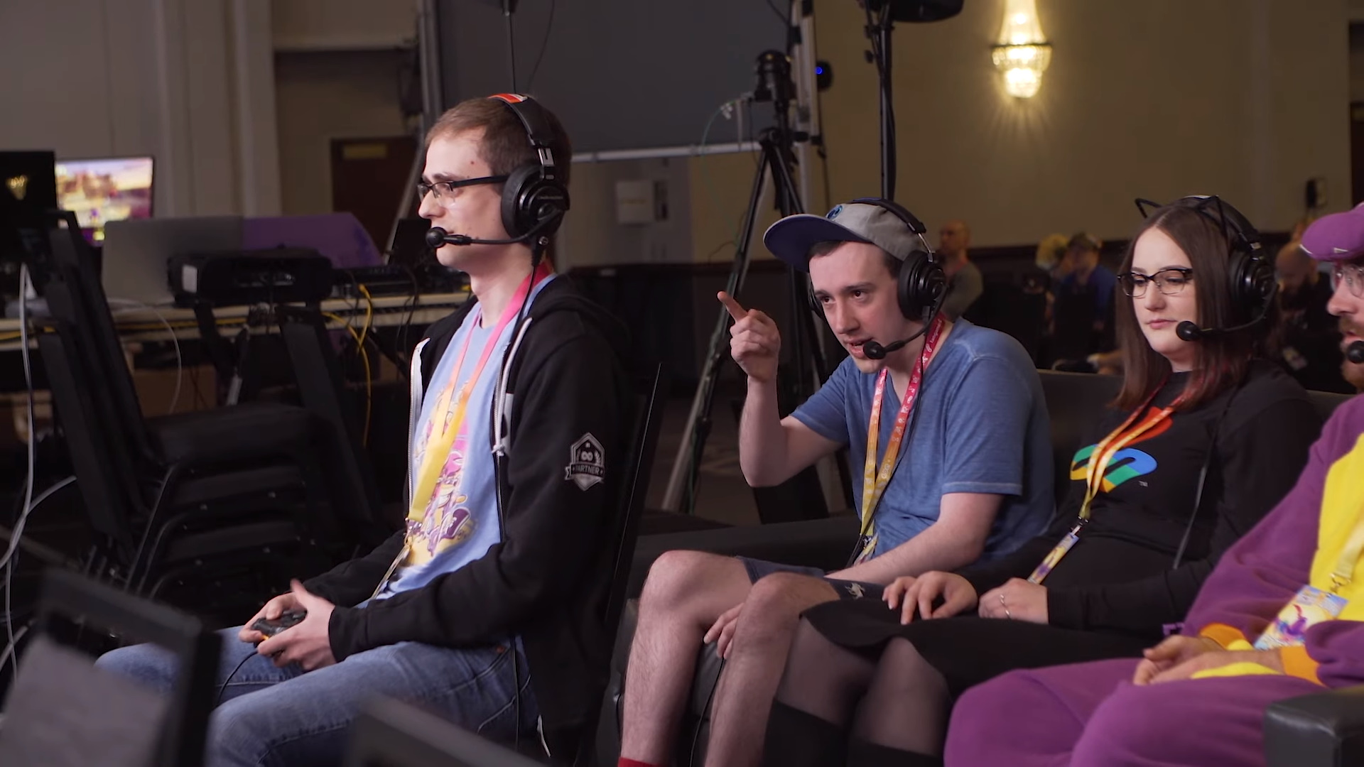 SGDQ 2019 raised $3 million for Doctors Without Borders, setting a new record
