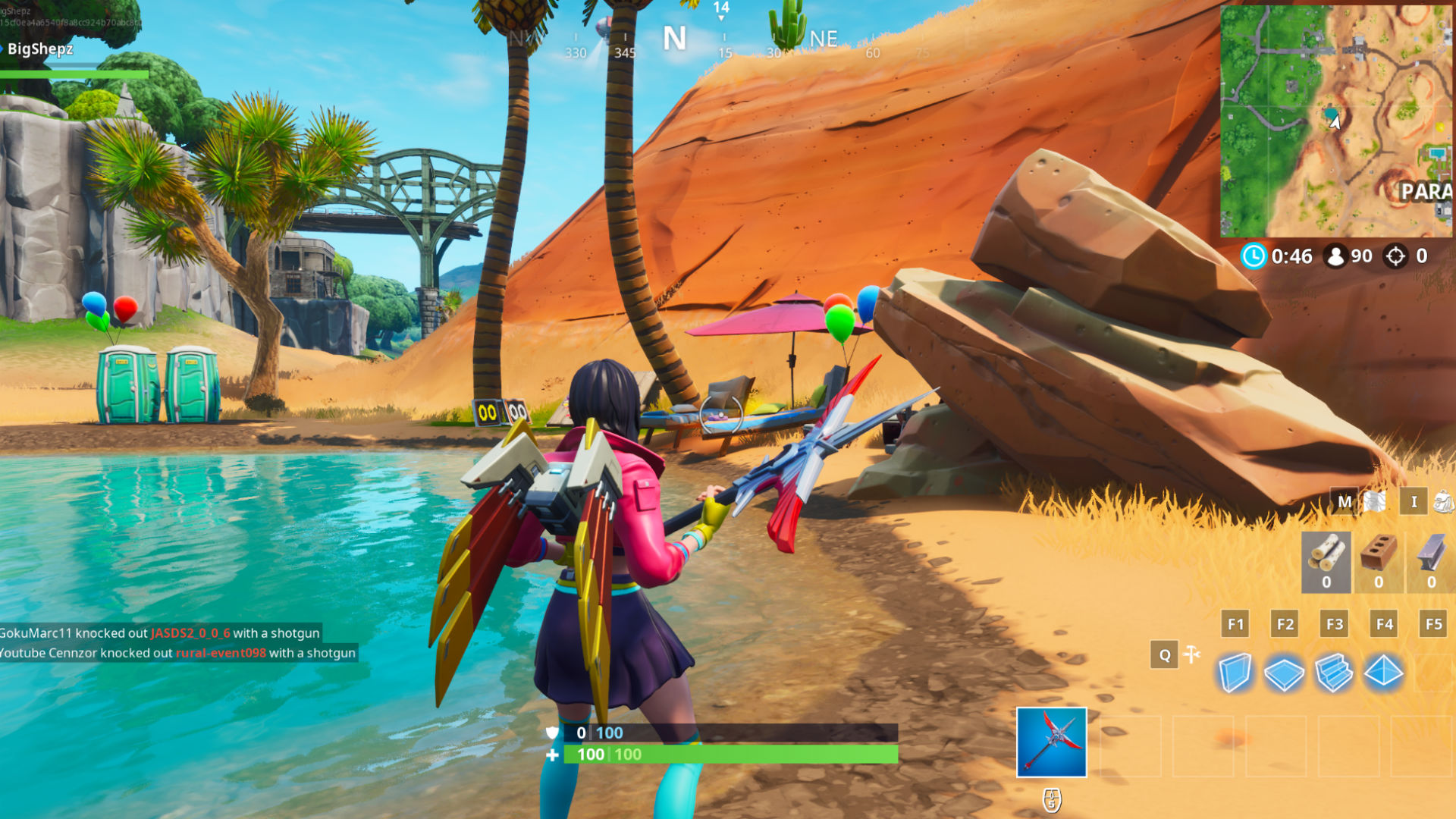 Fortnite Where To Dance At Different Beach Parties Fortnite Beach Parties Where To Dance At Different Beach Parties Pcgamesn