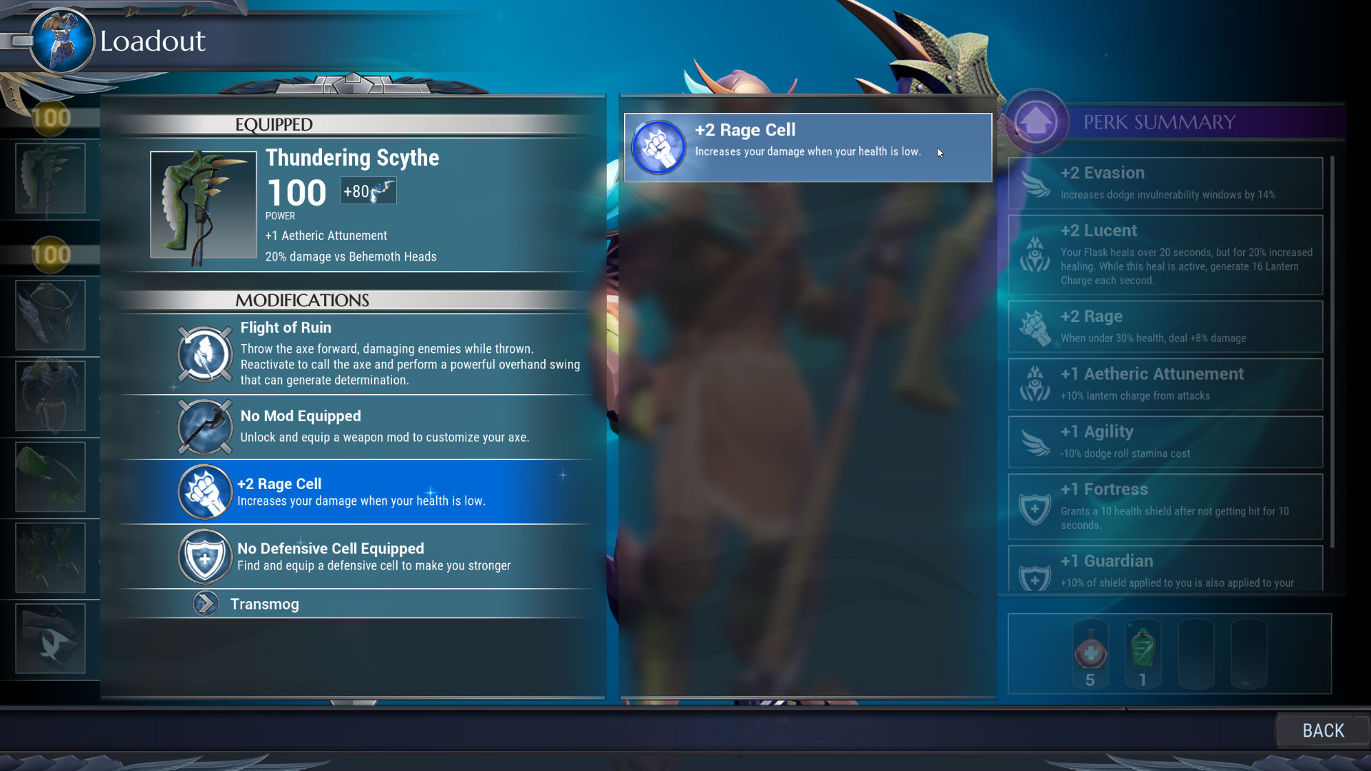 Dauntless Cells, Perks, and Cores guide – the best Dauntless