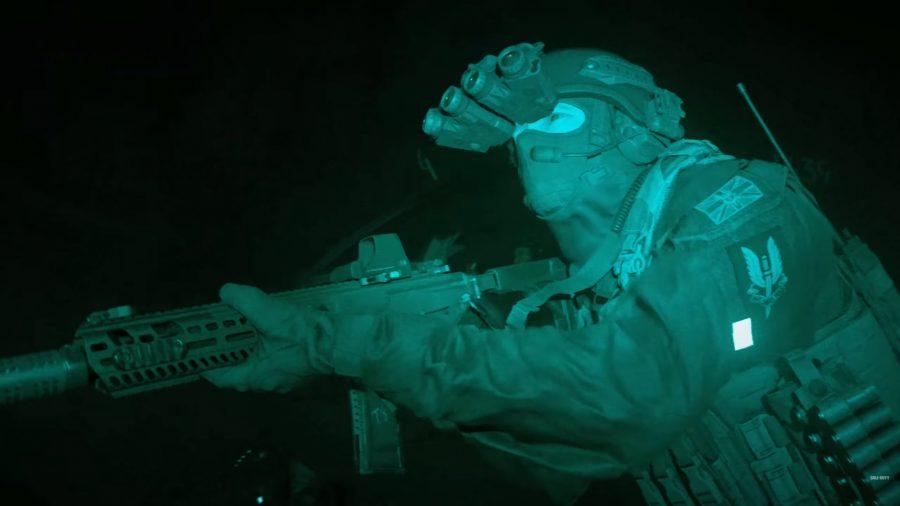 Call of Duty Modern Warfare ending