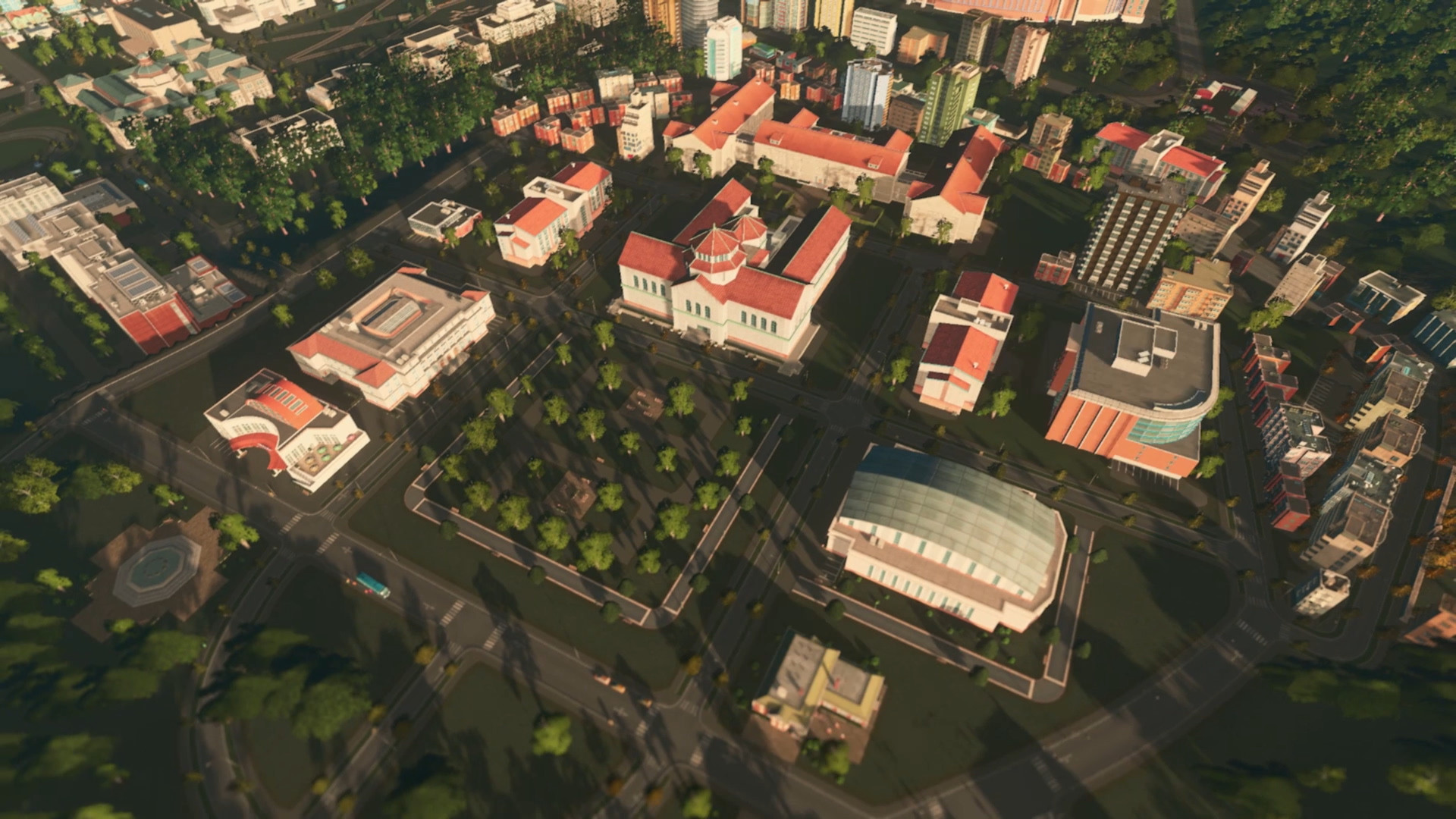 Cities Skylines Is Getting A Co Op Board Game In October Pcgamesn