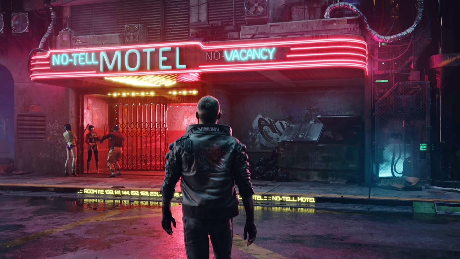 Don T Buy That 400 Cyberpunk 2077 E3 Jacket On Ebay Cdpr Says Pcgamesn