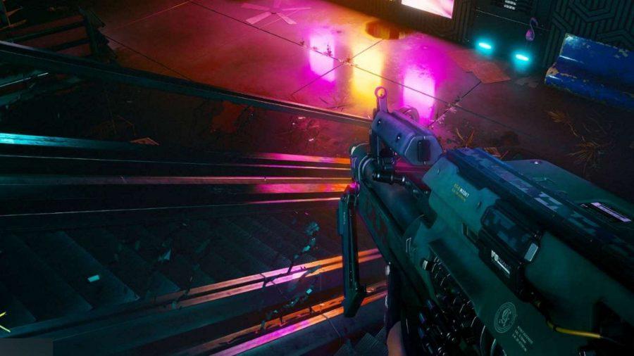 Cyberpunk RTX