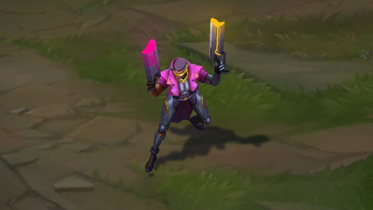 , League of Legends patch 9.14 – new Death Recap and Demacia Vice skins