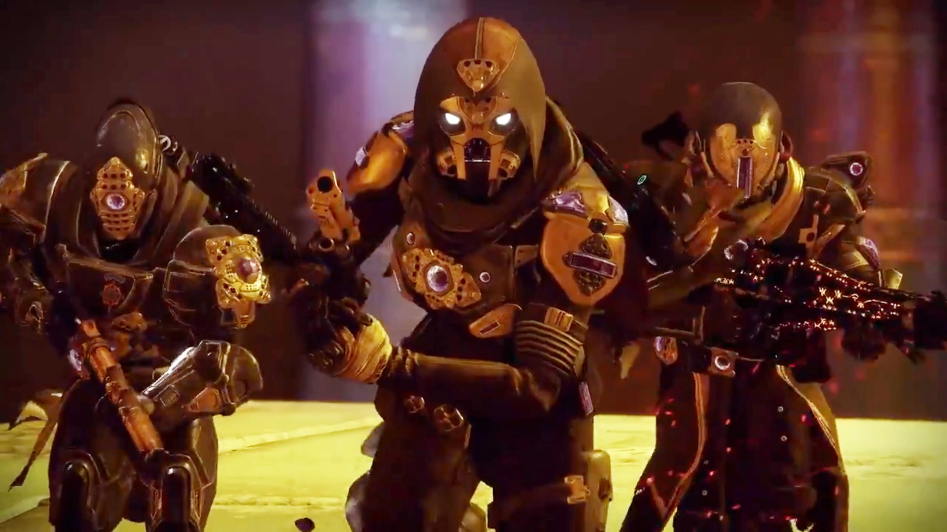 Destiny 2's new power floor will instantly boost every player and item to 750