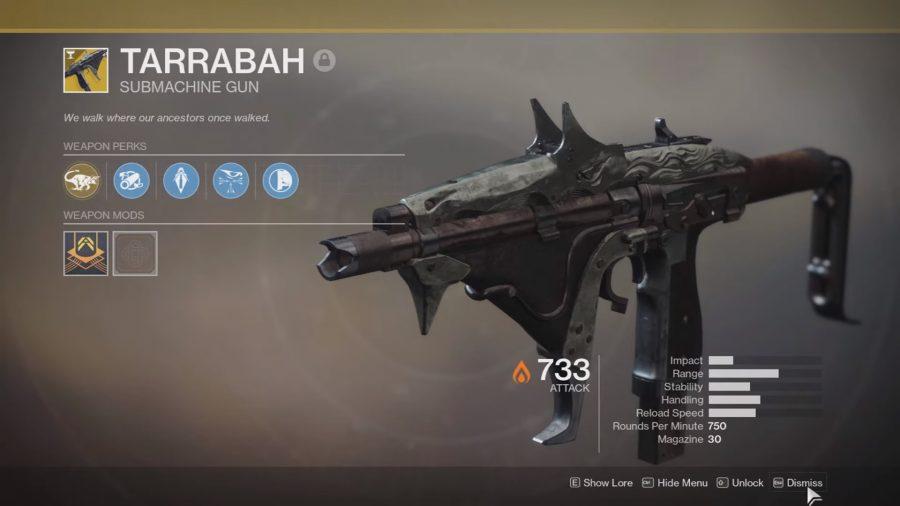 destiny-2-tarrabah-exotic
