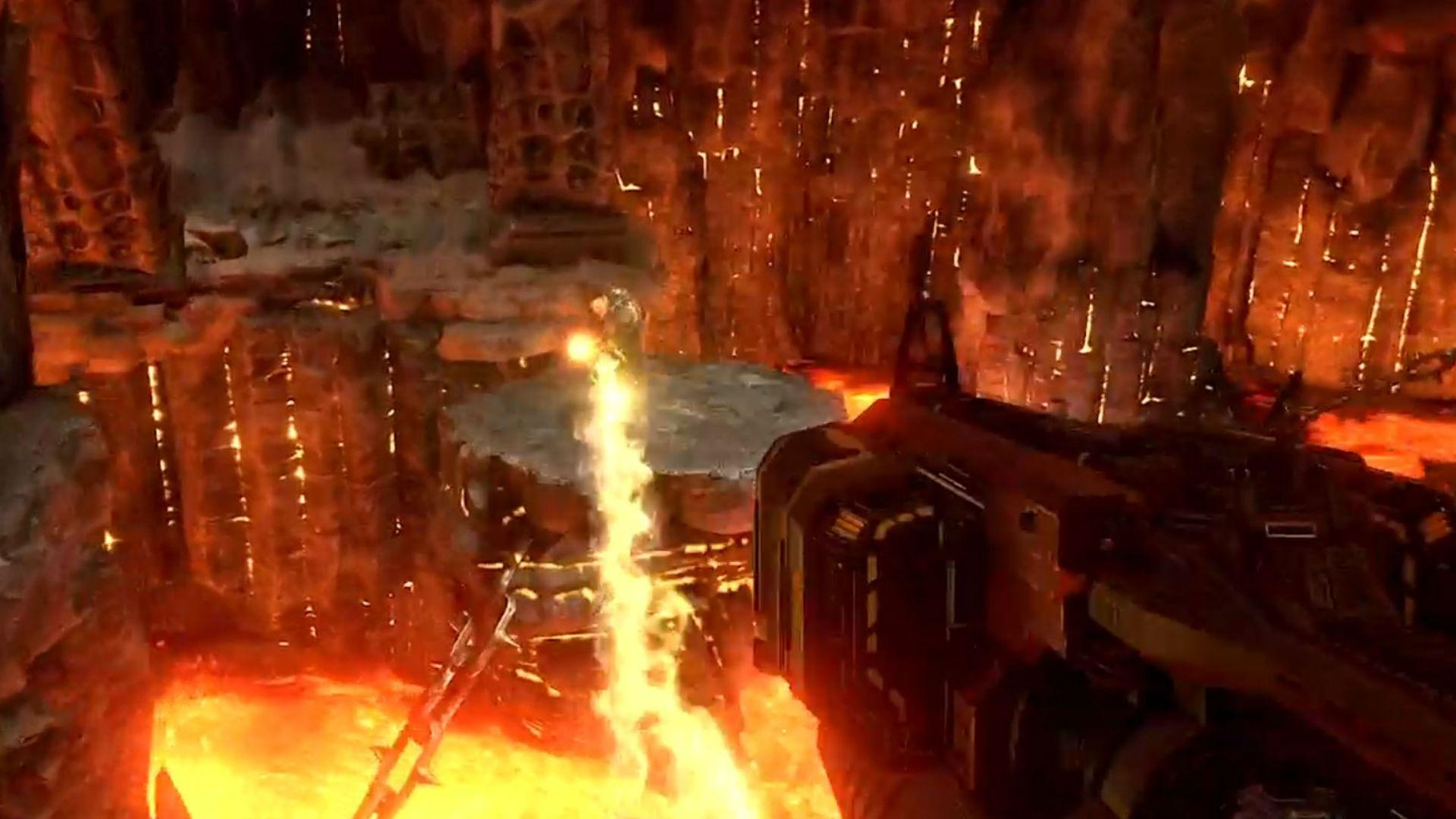 Enjoy 30 seconds of Doom Eternal's soundtrack featuring its