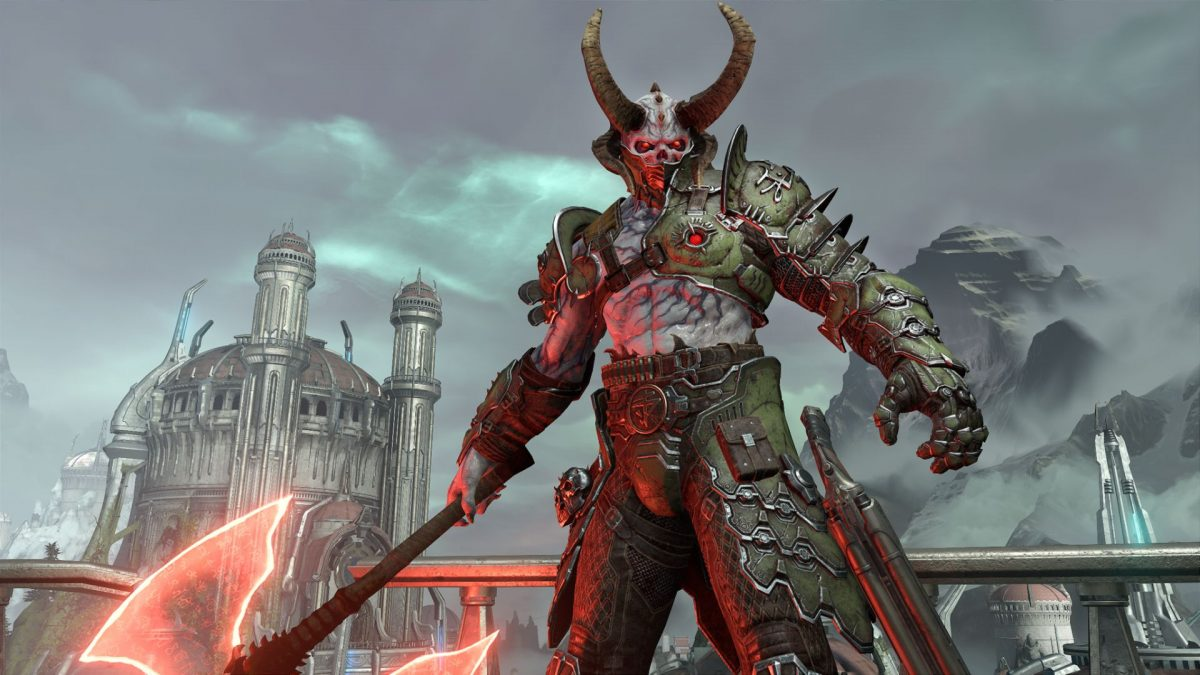 Doom Eternal Is Getting Two Pieces Of Single Player Dlc Pcgamesn