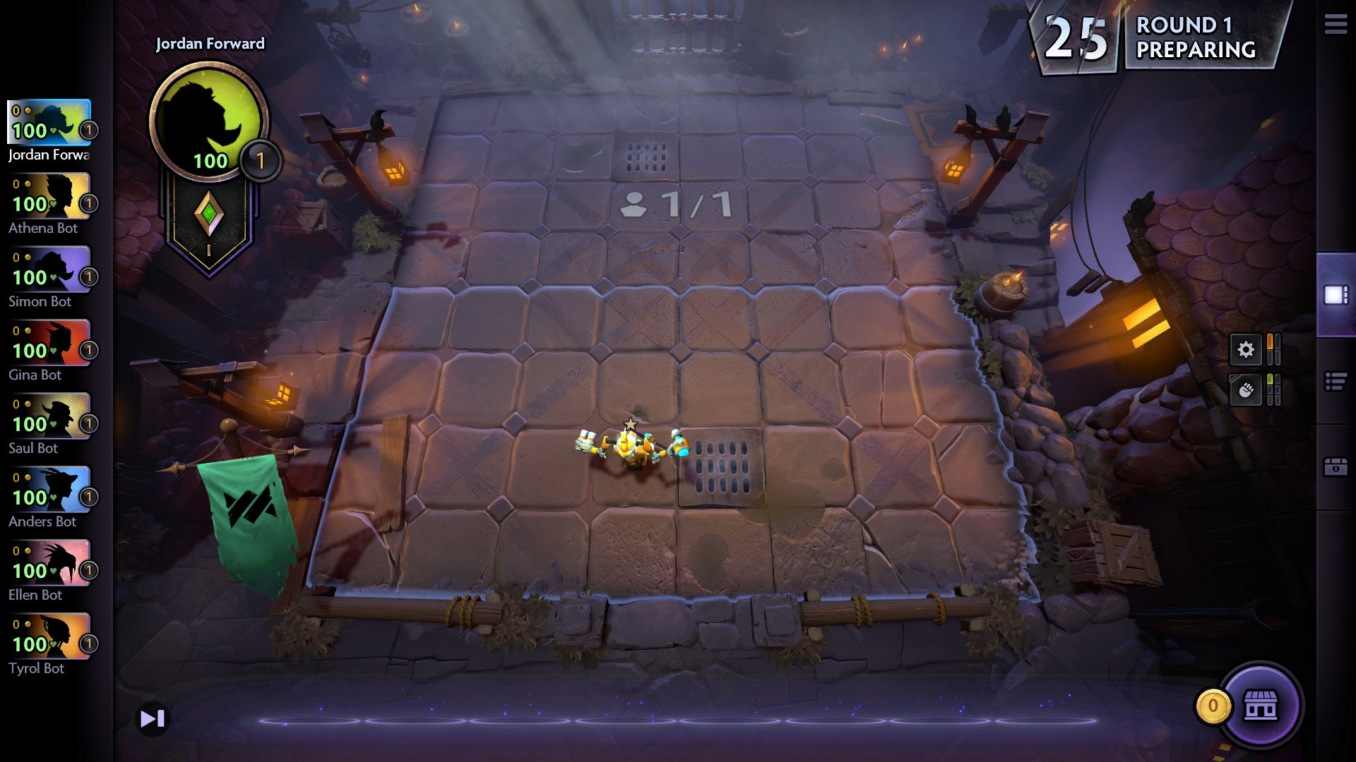 Dota Underlords Is Now Available on Steam in Early Access