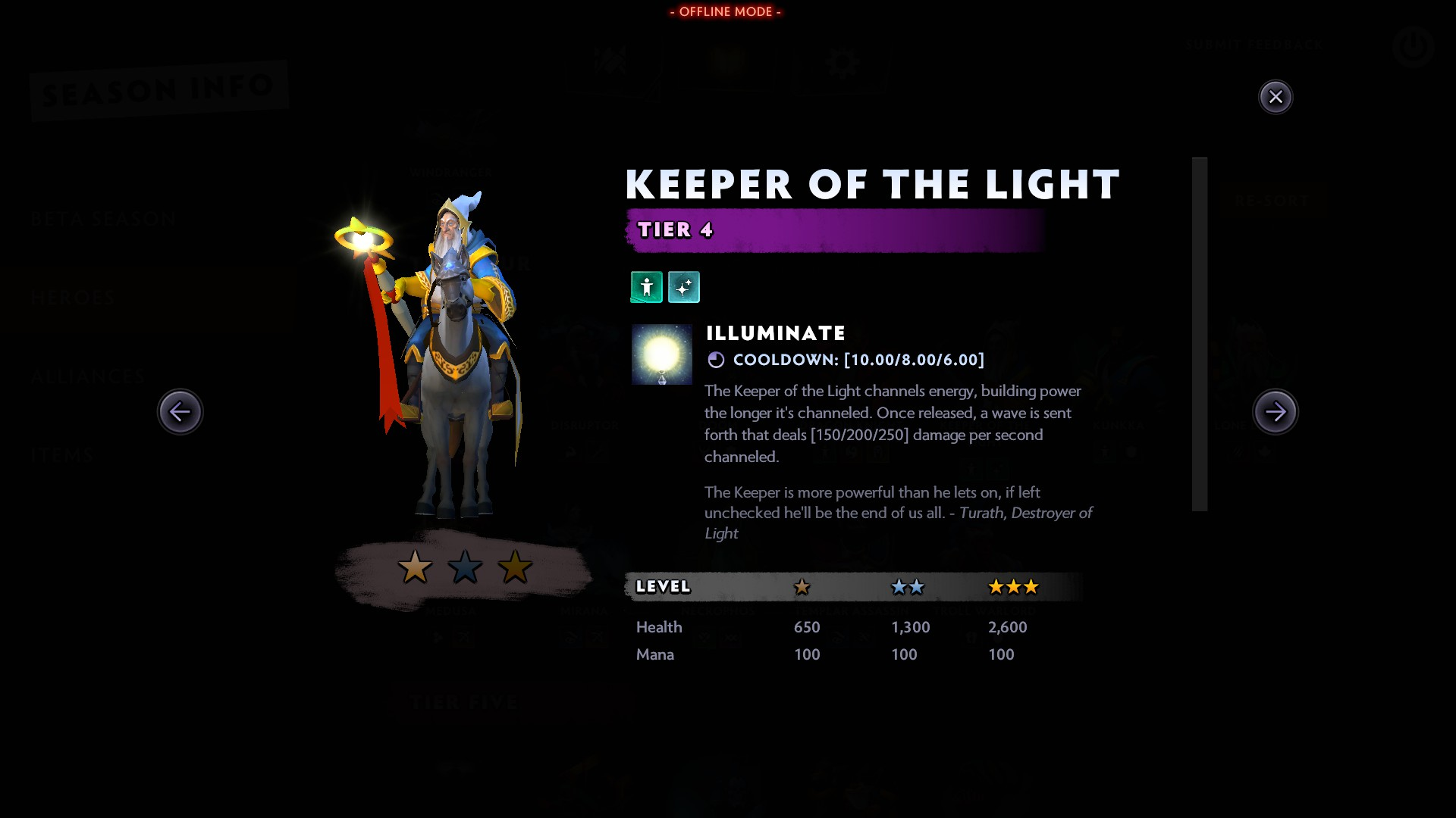 Dota Underlords strategy: the best strategies to get wins