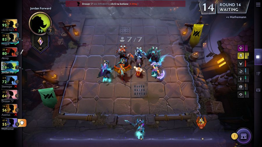 Dota Underlords builds: the best comps to win matches (August, 2019