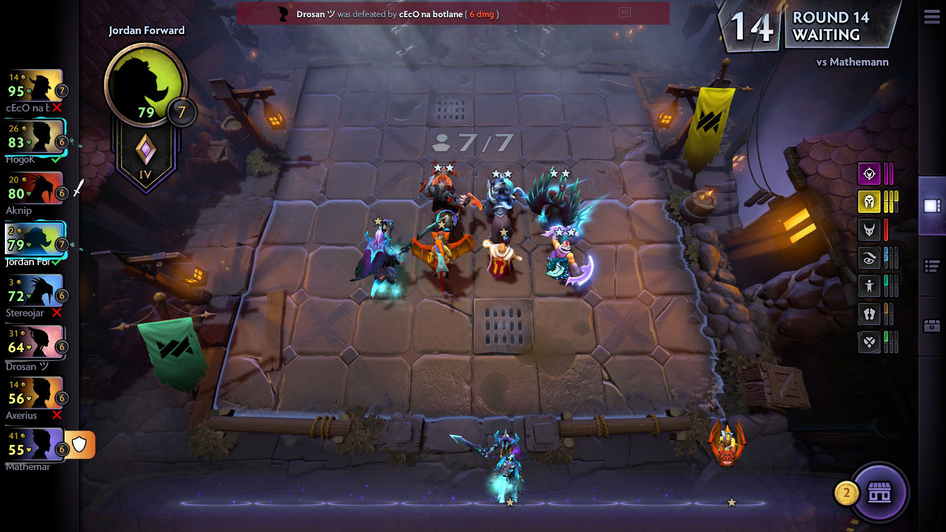 Dota Underlords builds: the best comps to win matches