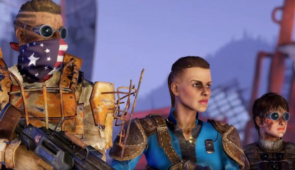 You can romance Fallout 76's new NPCs | PCGamesN