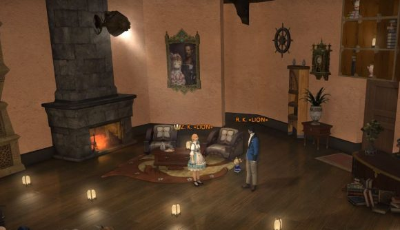 A theatre troupe is performing real-world plays in Final Fantasy 14