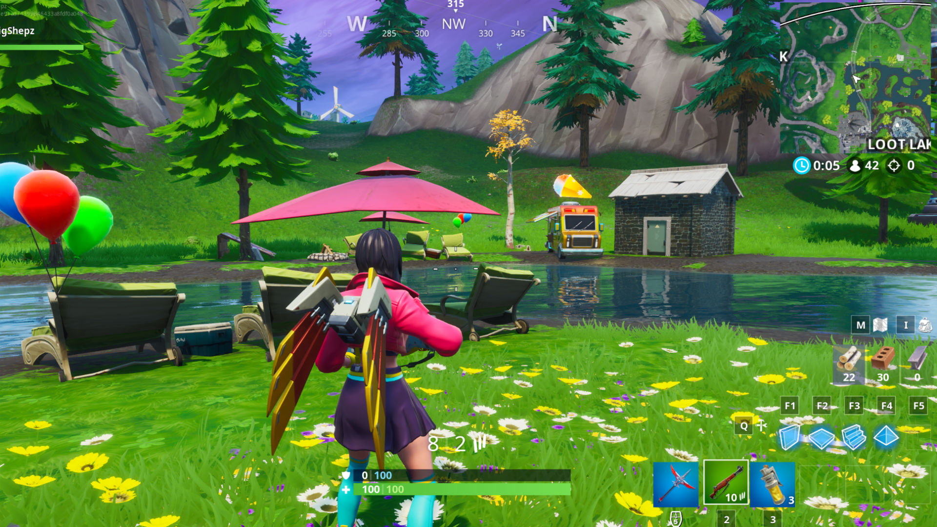 Fortnite beach parties: where to dance at different beach