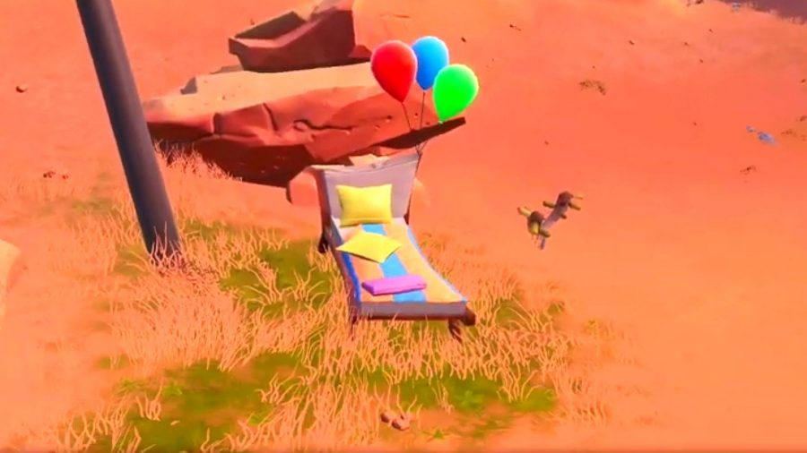 fortnite party balloons