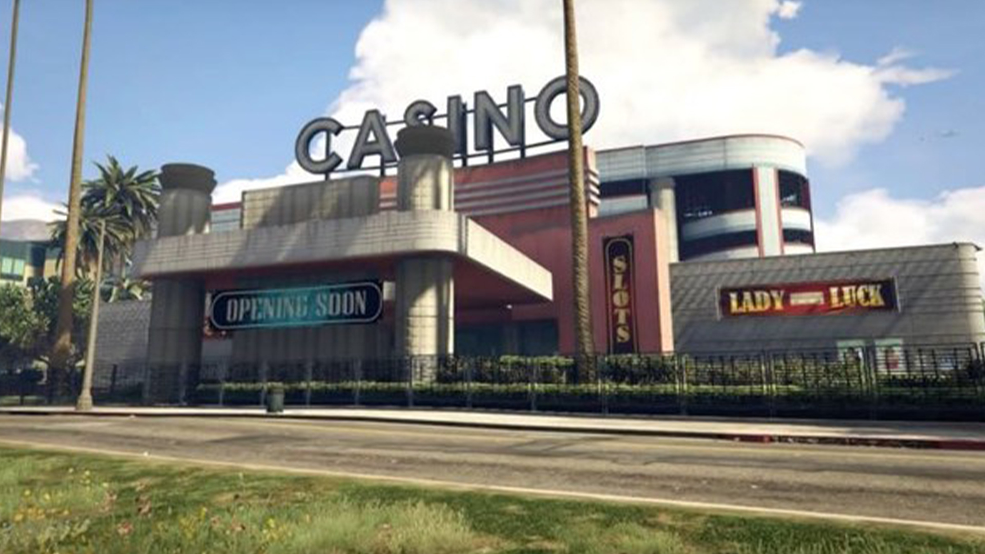 Gta 5 Online Casino Car