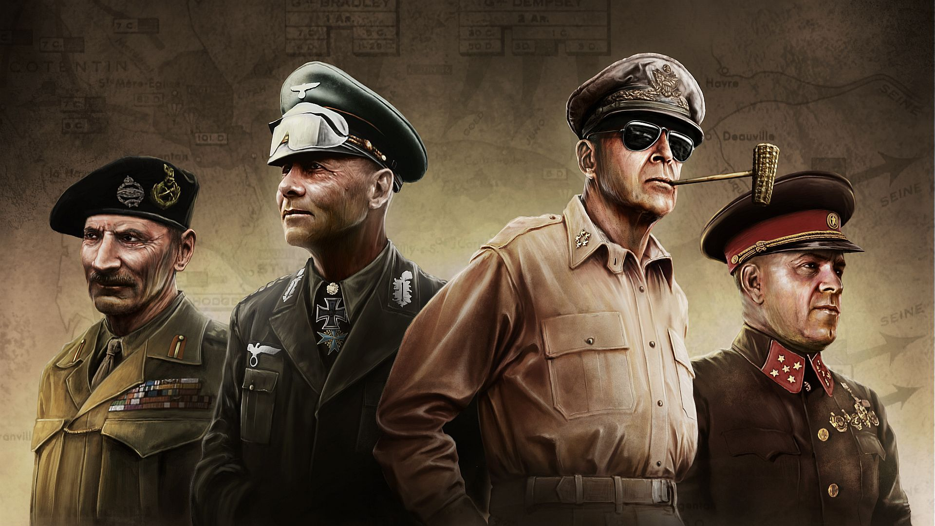 Hearts of Iron 4 cheats – a guide to the best console commands