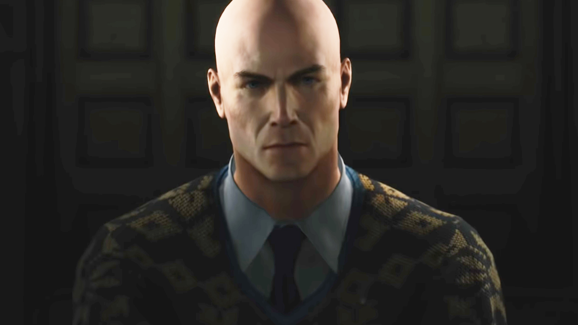Hitman 2 S New Bank Map Features Agent 47 In Sweater He