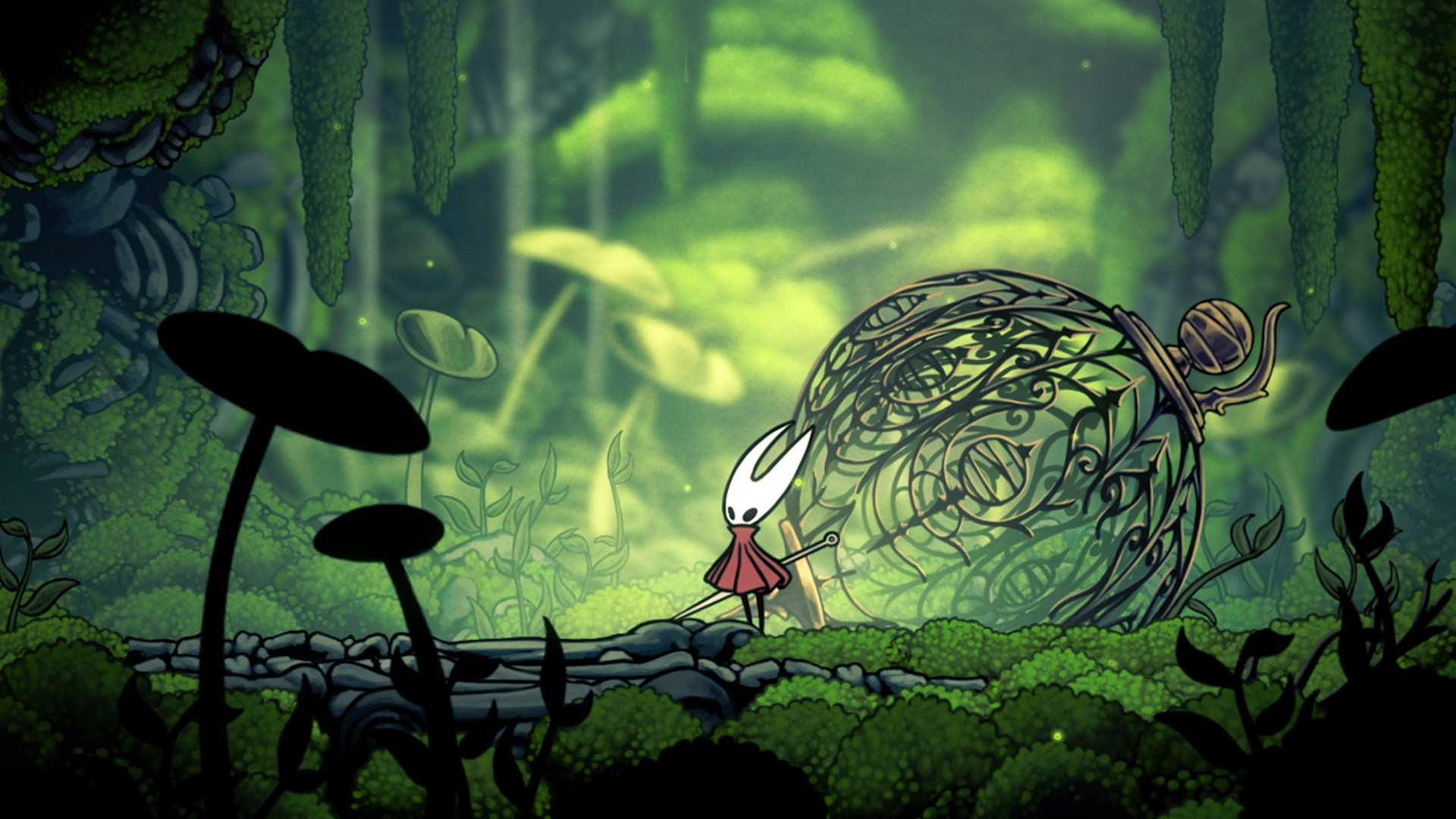 New Hollow Knight Silksong Gameplay Shows Off Some Of The 150 New Enemies